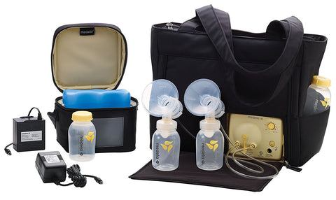Medela Double Breast Pump In Style Advanced Breast Pump Electric