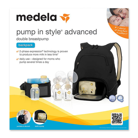 Medela Advanced Breast Pump Double Electric Best Price Free