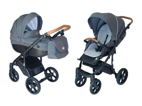 Baby Stroller Bass Stroller with Bassinet
