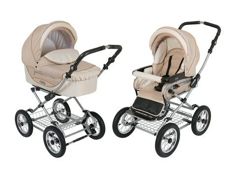 Kortina baby Pram Stroller Sand Beach color
