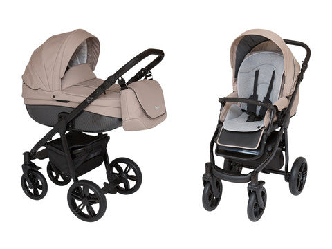 Bass Stroller with Bassinet