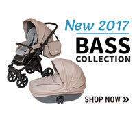 ROAN's BASS Stroller with Bassinet