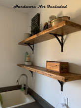 Load image into Gallery viewer, 2x4 Barn Wood Shelf Planks