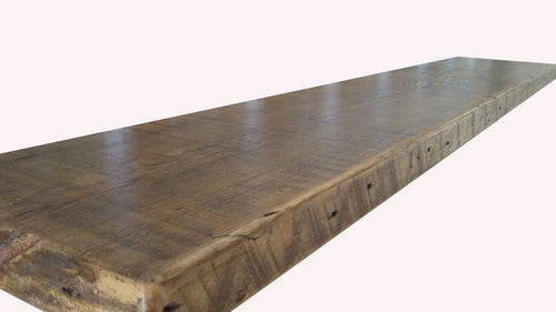 2x8 Barn Wood Shelf Planks