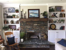 Load image into Gallery viewer, Solid Reclaimed Barn Beam Mantels (4x6/6x6/6x8/8x8)