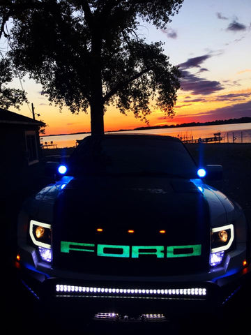 Ford F150 LED Light Bar