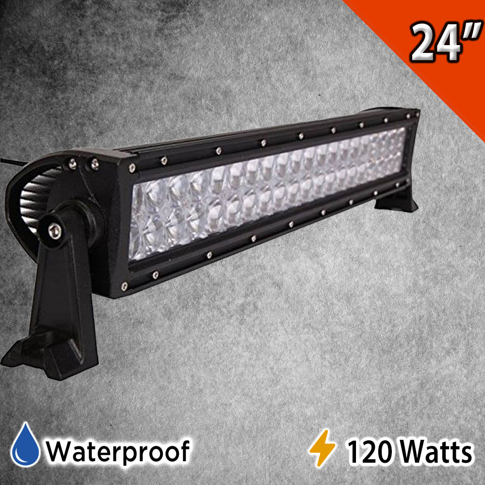 "24"" Straight LED Light Bar"