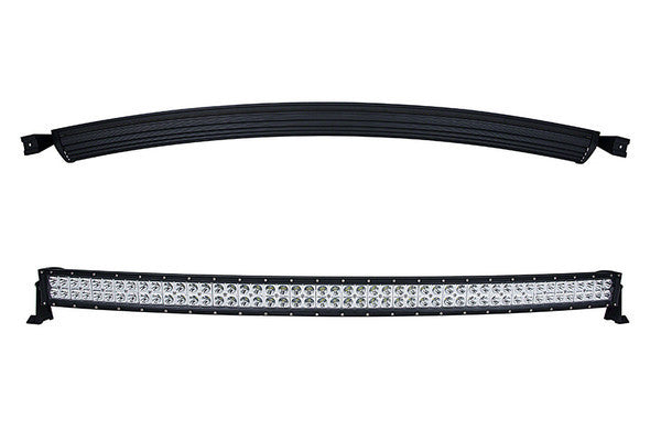 "50"" Curved LED Light Bar Plus Free Wiring Harness! FREE SHIPPING!"