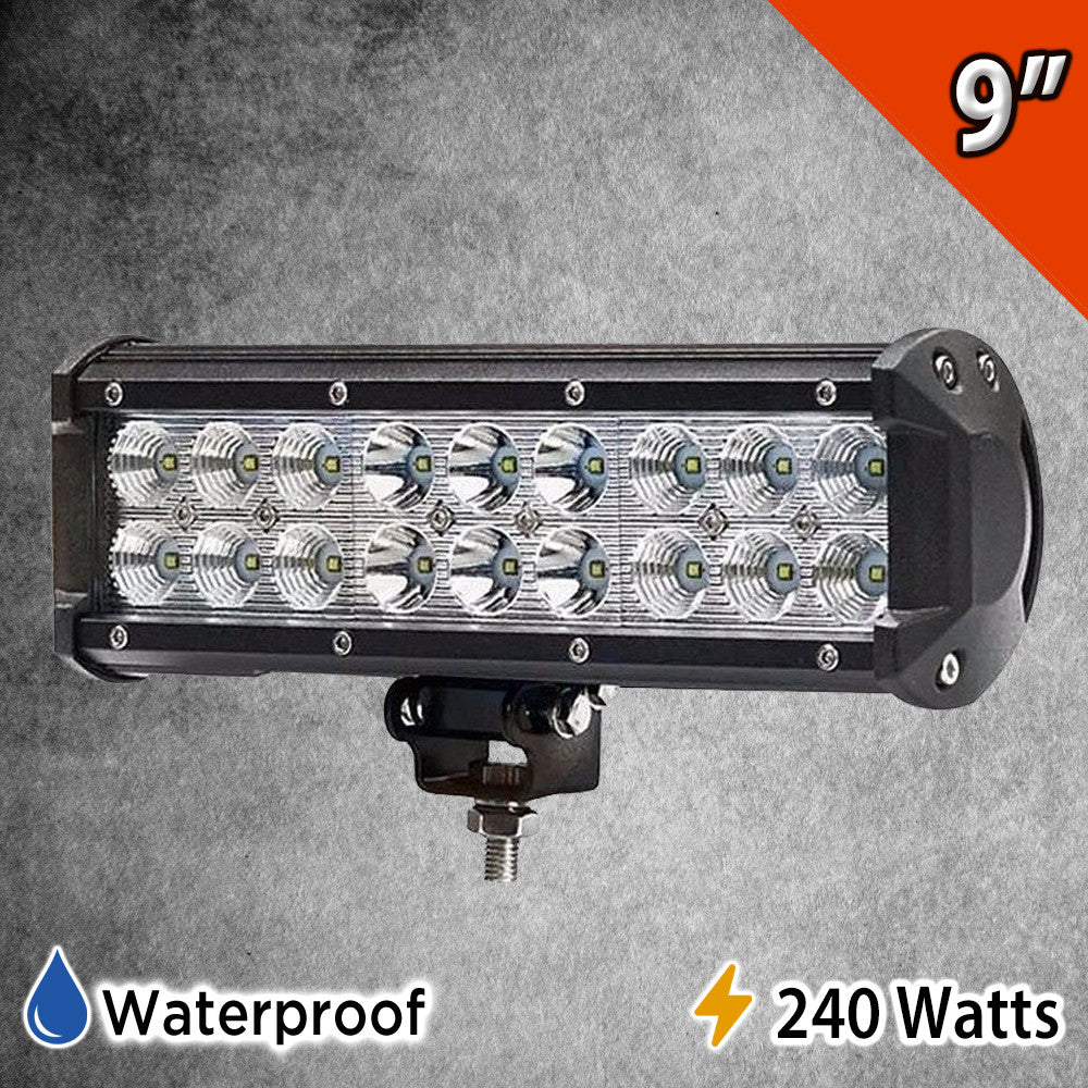 9 bottom mount led bar light bar supply 9 bottom mount led bar mozeypictures Choice Image
