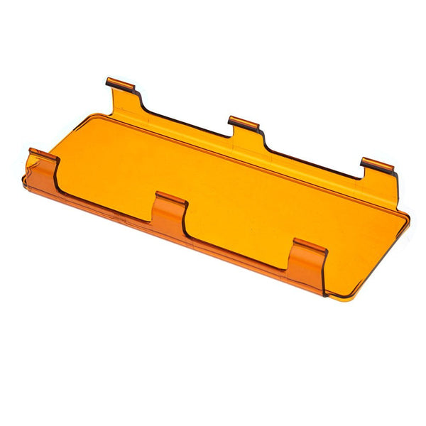6 Snap on Amber Led Light Bar Cover