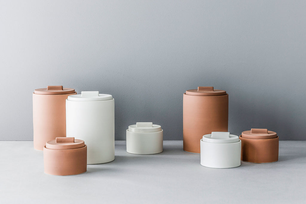 Introducing ESKO storage pots