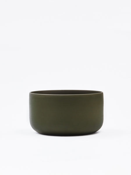 Planters – Moss Green