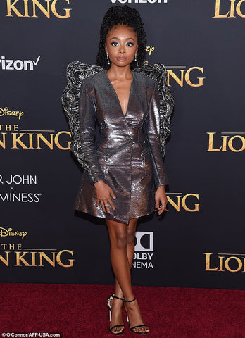skai jackson lion king