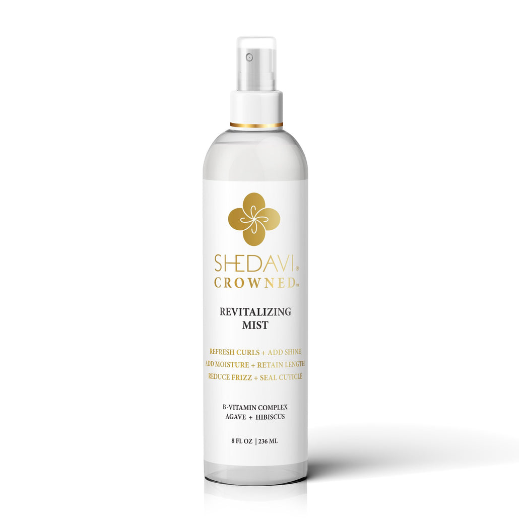 Crowned Styling Revitalizing Mist