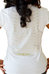 Length Check T-Shirt