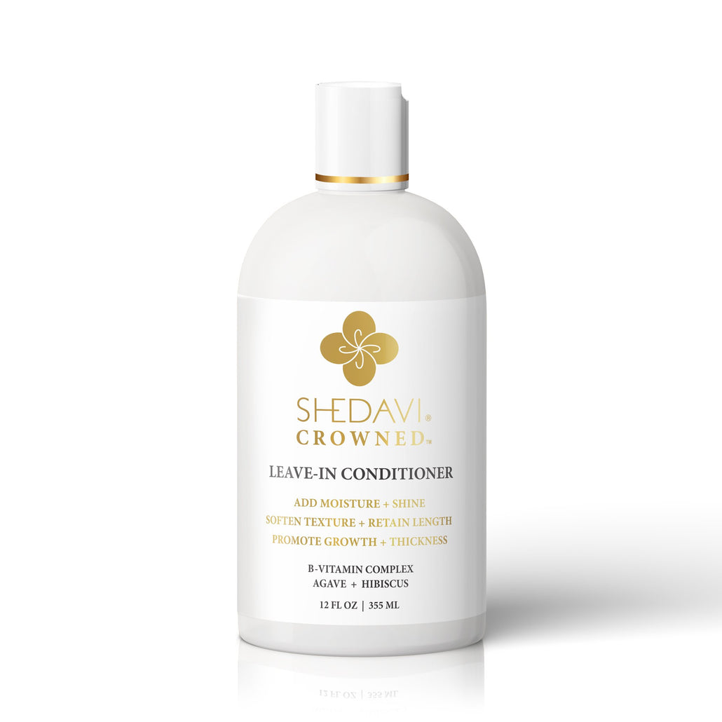 Crowned Styling Leave-In Conditioner