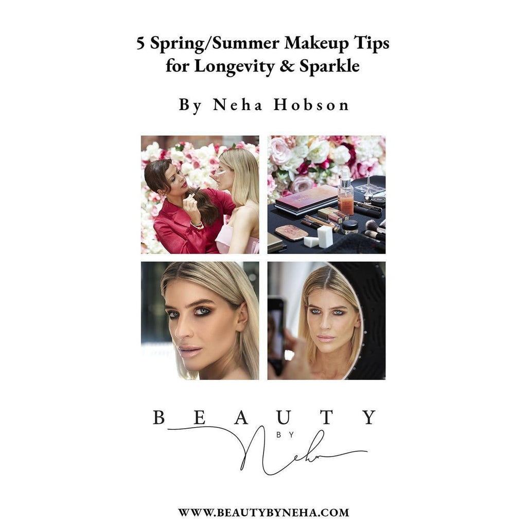 5 Spring Summer Makeup Tips