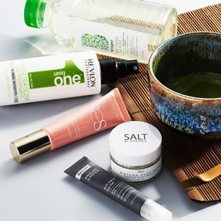 The Green Tea Beauty Products We Can't Stop Using