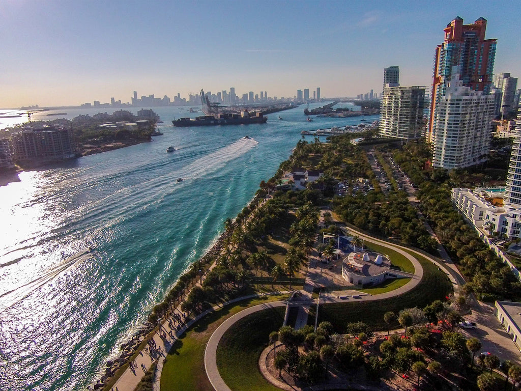 Fisher Island Waterway