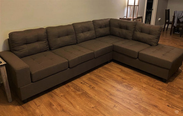James Brown Sectional