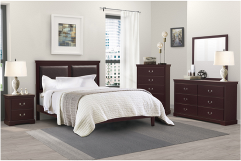 4 Piece Bedroom Set - Seabright Collection