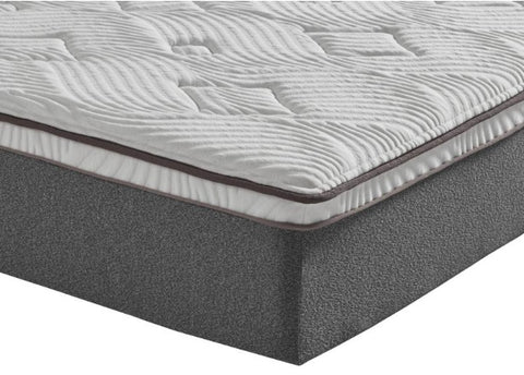 "12"" Gel Infused Memory Foam Mattress"
