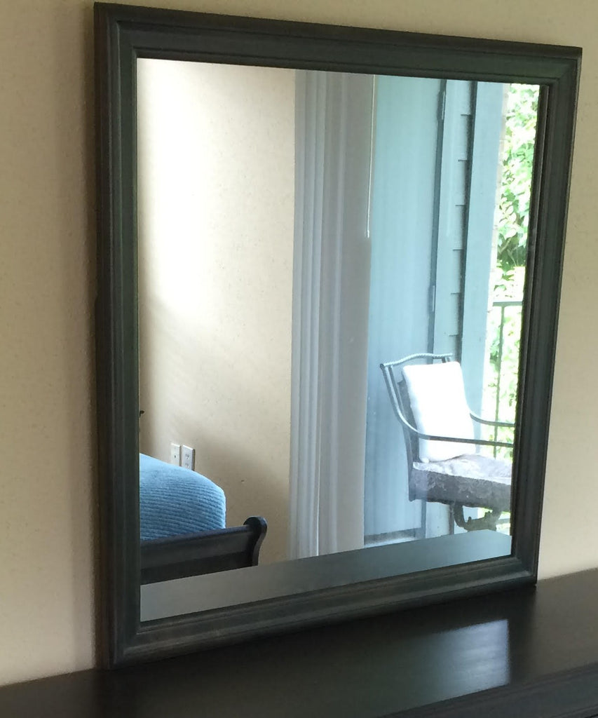 Stained Grey Mirror
