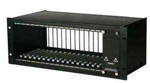 Chassis For Rack Mount Fiber Media Converters