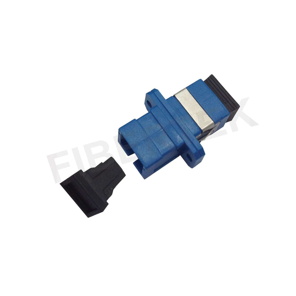 SC Simplex Singlemode Fiber Optic Adapter