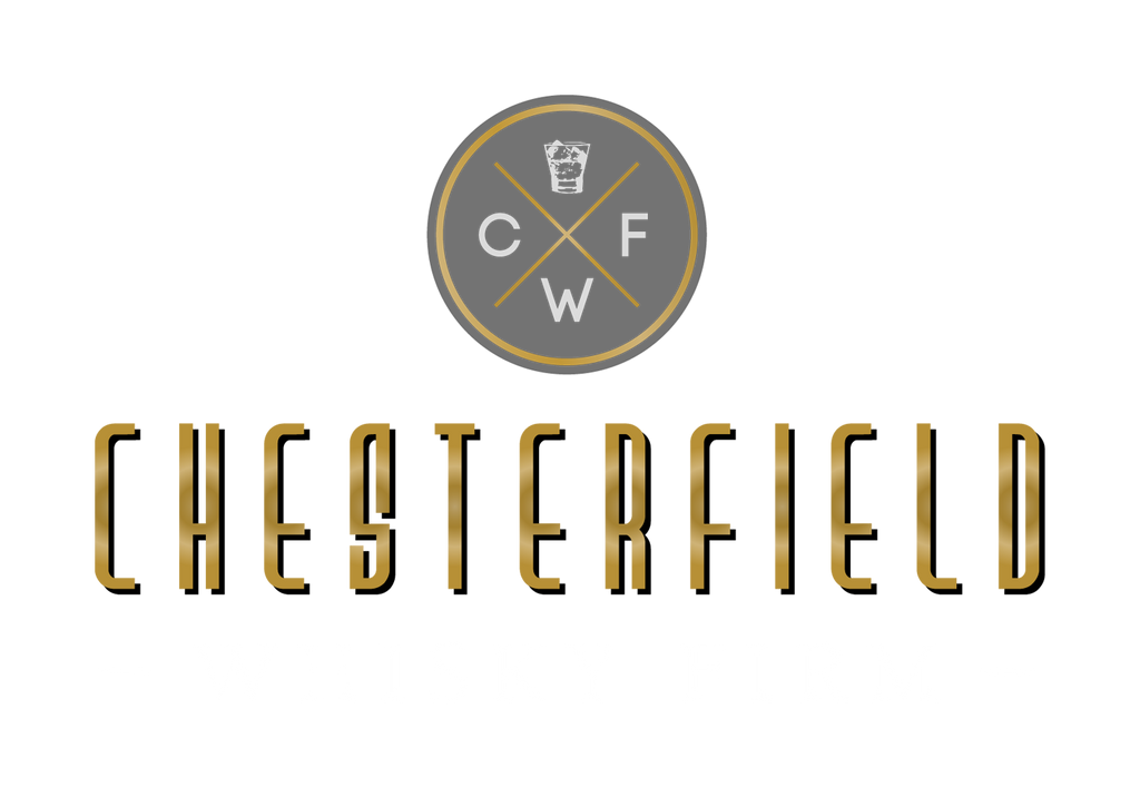 We are partnered with Chesterfield Whisky Firm