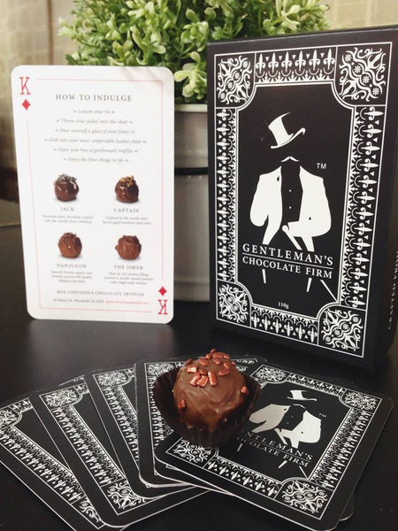 Gentleman's Chocolates