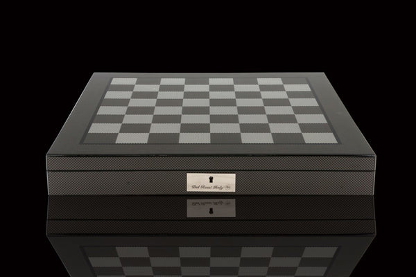 Carbon Fibre Chess Box