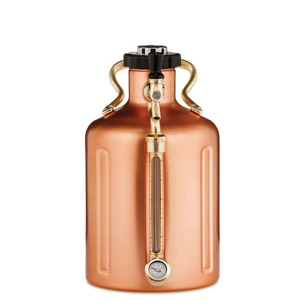 uKeg Copper Growler
