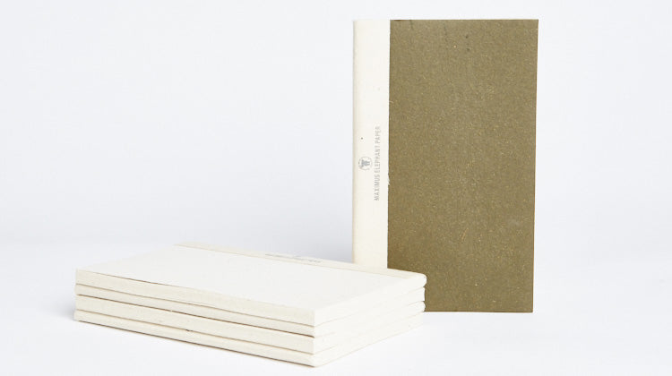 Eco Max Cloth Bound Journal Olive
