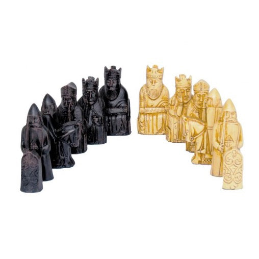 Dal Rossi Isle of Lewis Chess Pieces