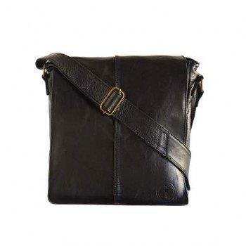 Wanderer Satchel Small Black