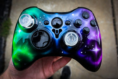 Destiny Galaxy Themed Custom Controller