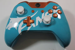 Fangs Custom Controller