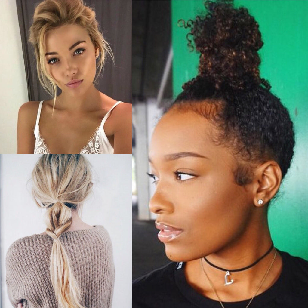 Friday Inspiration: 5 minutes hairstyles!