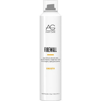 AG Hair Smooth Firewall Argan Shine & Flat Iron Spray 5oz