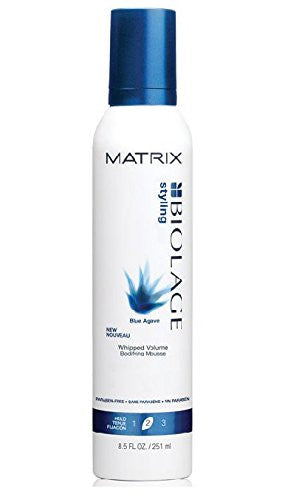Matrix Biolage Volumizing Whipped Mousse, 8.5 Ounce,