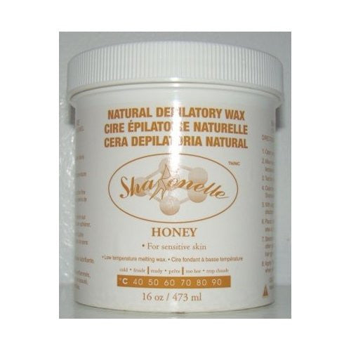 Sharonelle Honey Wax-16 oz Microwaveable