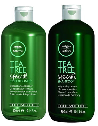 Paul Mitchell Tea Tree Special Shampoo & Special Conditioner Duo 10.1oz