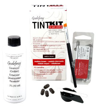 Godefroy Professional Tint Kit, Dark Brown