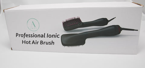 ABAA Professional Ionic Hot Hair Brush
