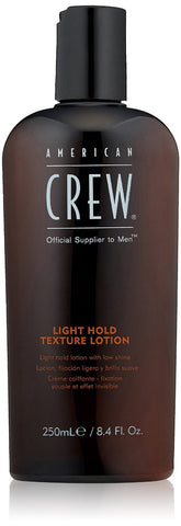 American Crew Light Hold Texture Lotion 8.45oz