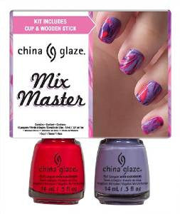 China Glaze Mix Master Nail Lacquers Kit 2 oz
