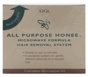 GiGi All Purpose Honey Microwave Kit