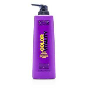 KMS Color Vitality Blonde Shampoo (Illumination & Restored Radiance) - 750ml/...