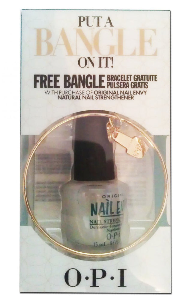 OPI Original Nail Envy Strengthener with Free Bangle